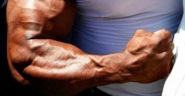 Crescer o braço
